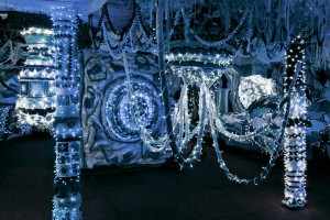 Valkyrie Azulejo - via http://newsoftheartworld.com/joana-vasconcelos-at-versailles-and-in-venice-a-blend-of-intense-creativity-and-tradition/?lang=en