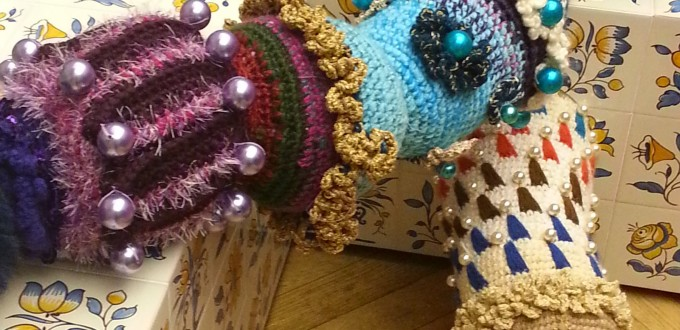 Joana Vasconcelos - Time Machine - Manchester Art Gallery 2014