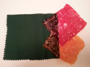 Cotton and sweet wrappers