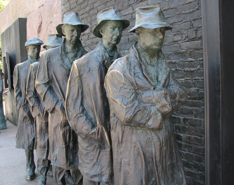 Breadline - George Segal