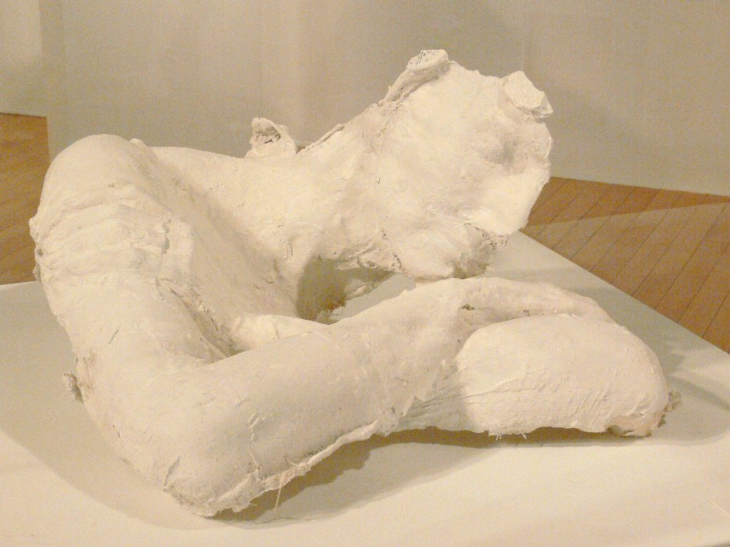 Fragments and pastels - George Segal