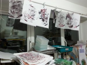 MMT Assignment 4 - Monoprinting
