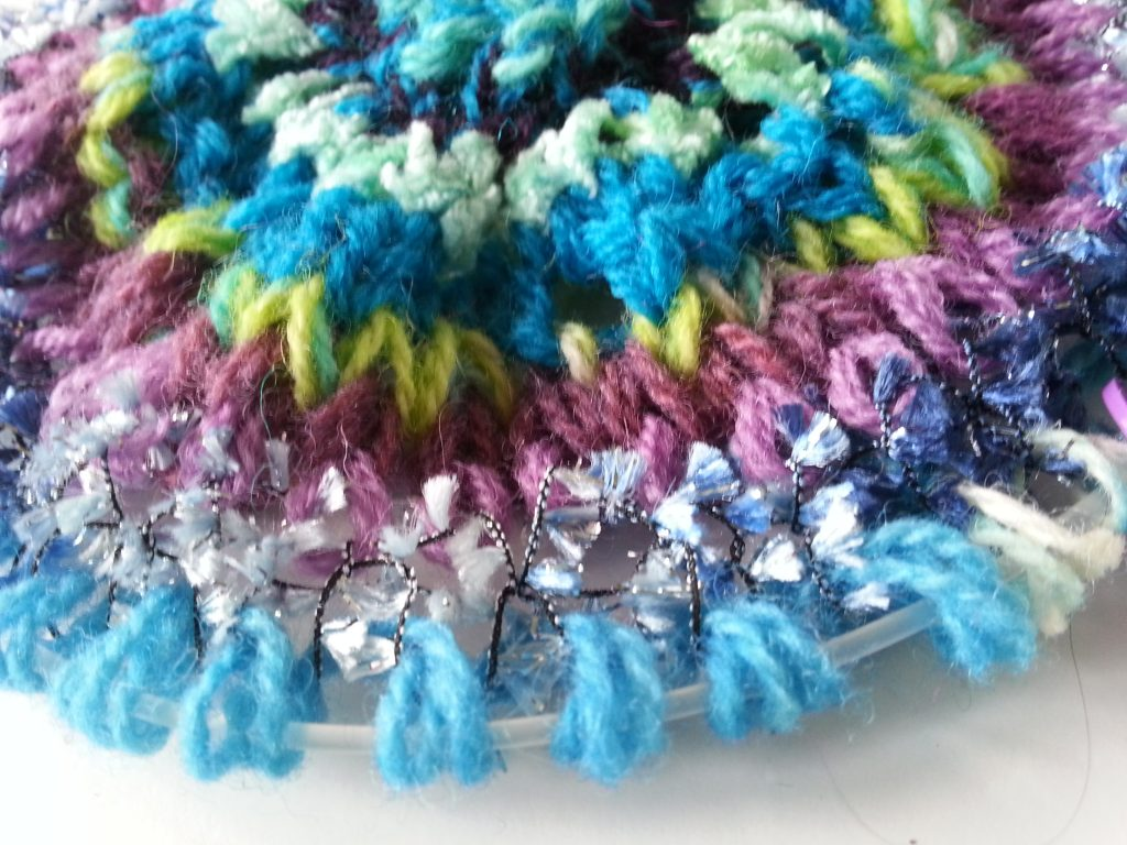 Assignment 5 - MMT - Final Piece - Sampling - Knit Sample