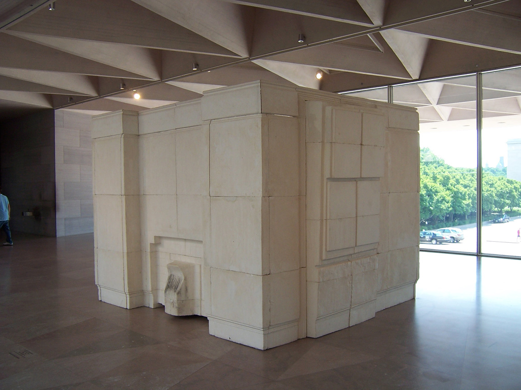 Ghost by Rachel Whiteread
